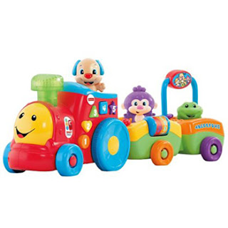 Fisher-Price Laugh & Learn Smart Train