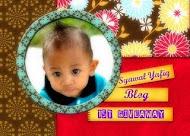 Syawal Yafiq 1st GIVEAWAY