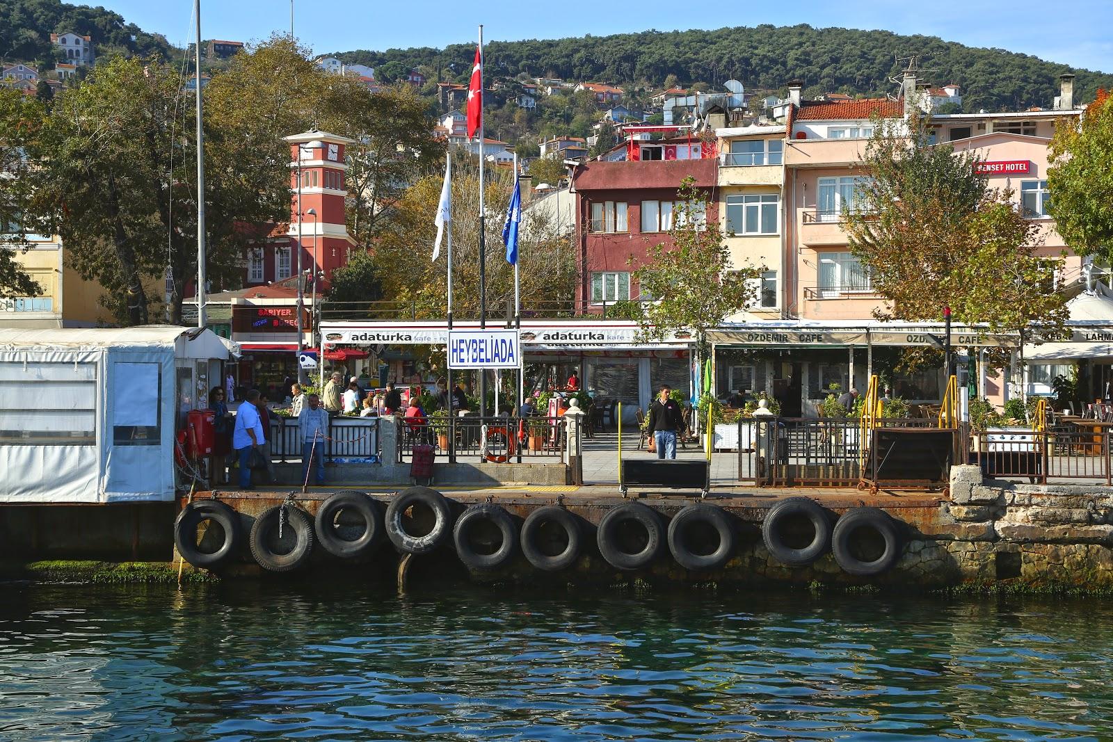 Princes Islands Turkey Ferry Schedule