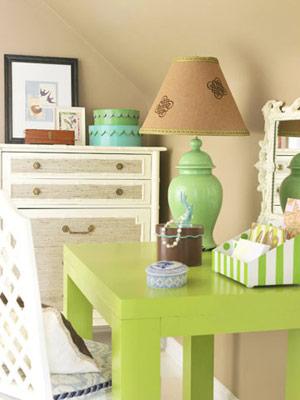 Grasscloth Furniture