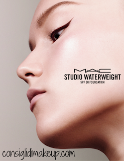 fondotinta studio waterweight mac