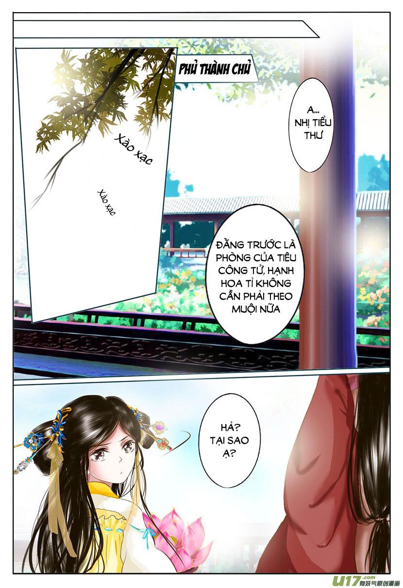 Tam Thiên Nhứ Chap 16 - Next Chap 17