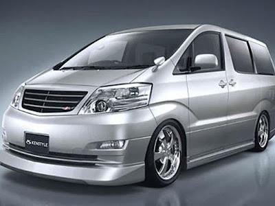 Cabin Air Filter - Filter AC Toyota Alphard