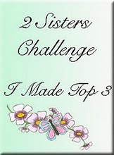 2 Sisters Challenge 32 'Make your own embellishments'
