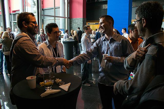 Google engage konferencija - dobro poznata ekipa