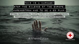 Es una carnicería! Basta con el silencio de Europa. MARENOSTRUM debe ser un plan Europeo