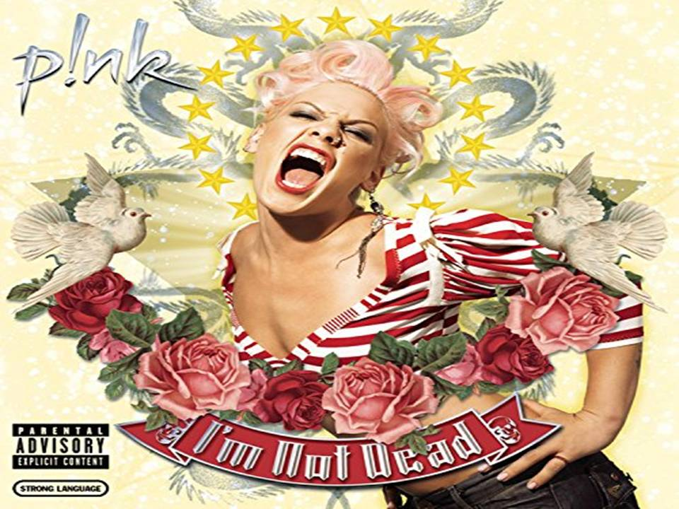 I´m Not Dead Álbum De Pink