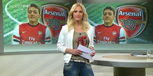 Presenter TV Klub Sepakbola Paling Seksi