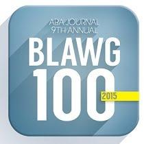 ABA Blawg 100 - 2015!