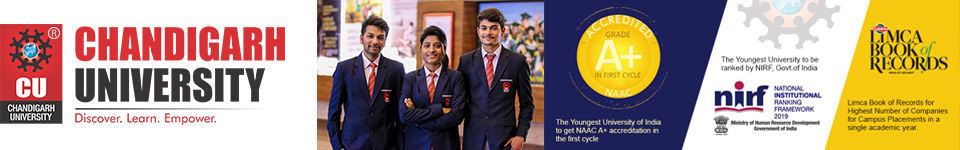 Chandigarh University (CU) Blog
