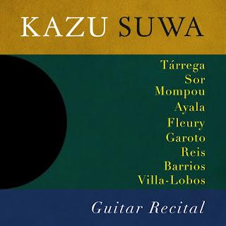 Kazu Suwa - Guitar recital