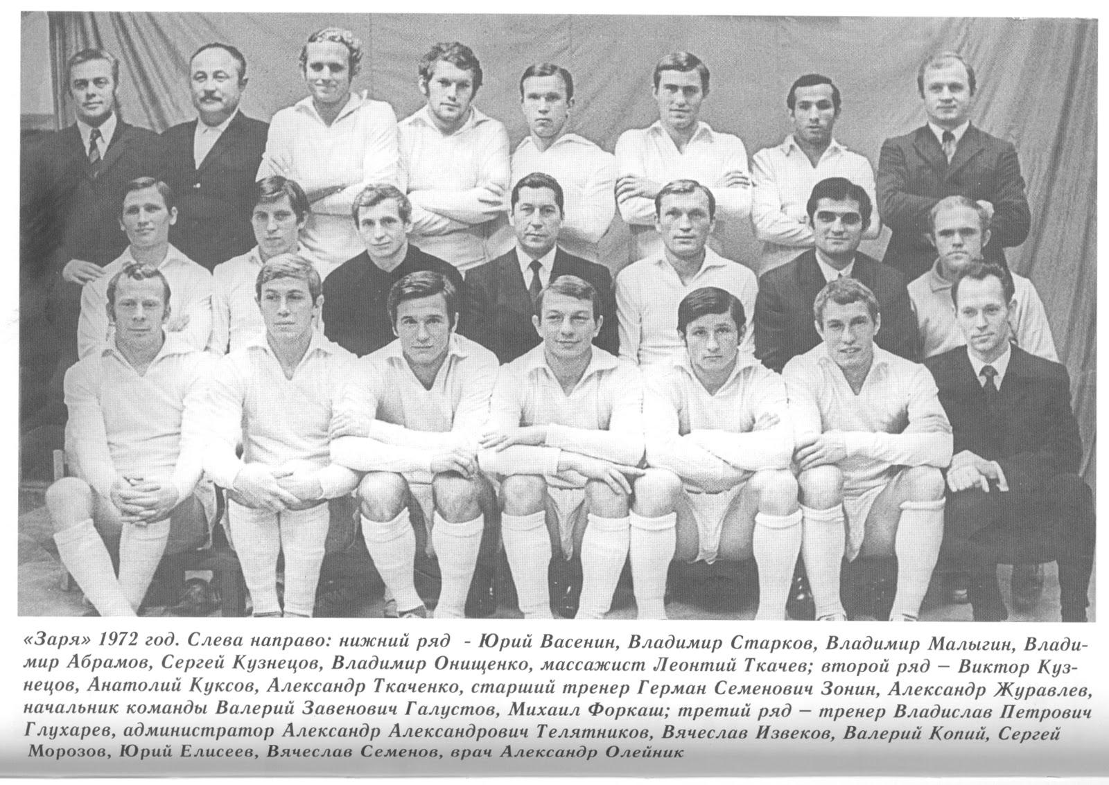 Фотоархив чемпионата ссср 1967 1979 гг