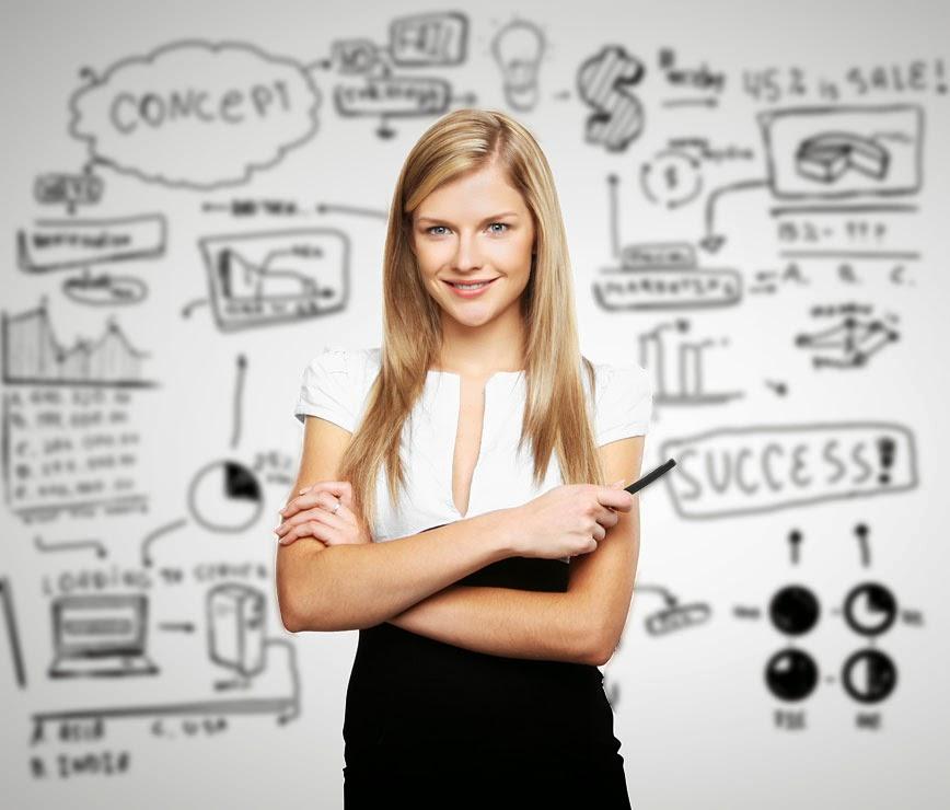 O blog poderá possibilitar negócios fora da internet.