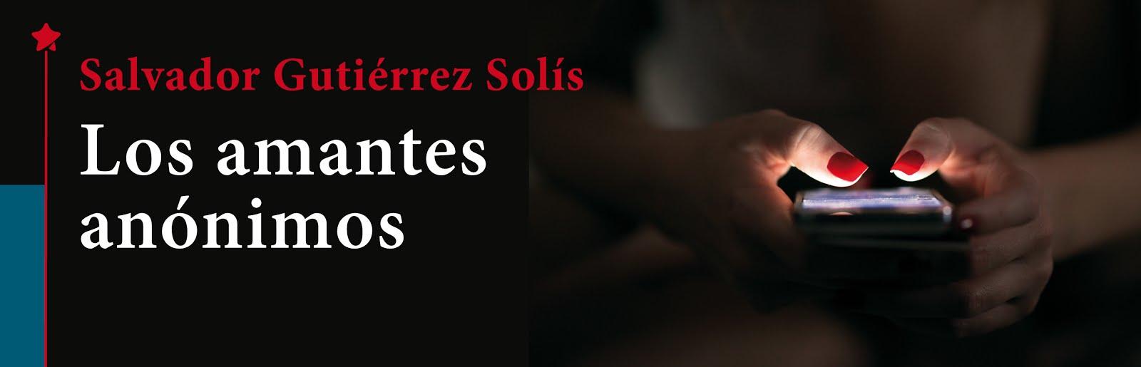 Salvador Gutiérrez Solís