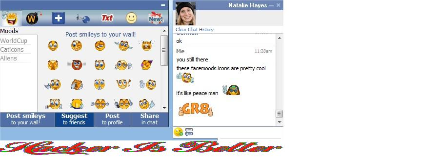 how to delete all conversations on facebook chat