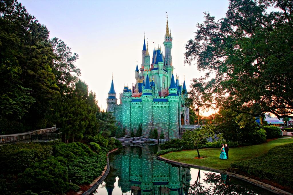 Real Disney Wedding