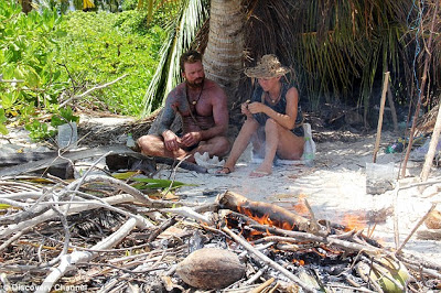 Discovery Channel's Naked and Afraid Show in Maldives, Funadhoo ...