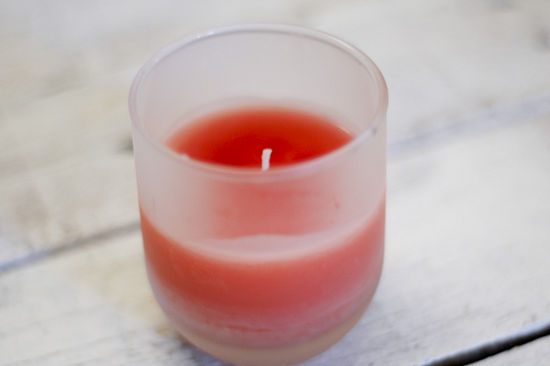 como preparar velas aromaticas