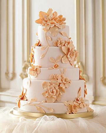 Wedding Cake Recipes and Ideas
