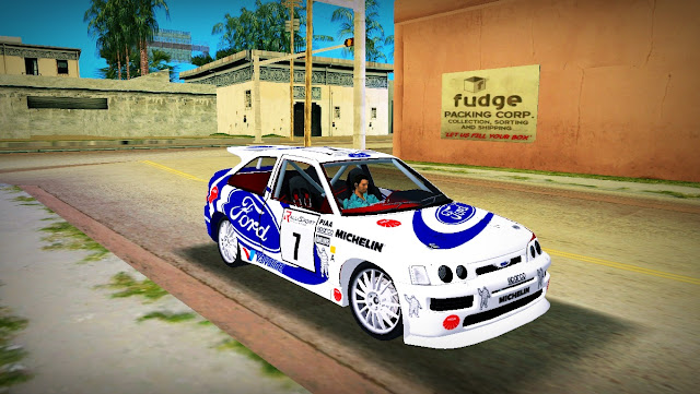 Ford Escord Cosworth RS GTA Vice City