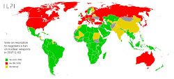 UN Negotiations on Global Nuclear Weapons Ban