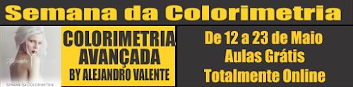 Semana da Colorimetria - 12 a 23 de Maio 2016