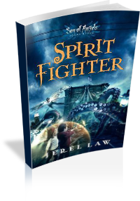 Book Cover: Spirit Fighter by Jerel Law