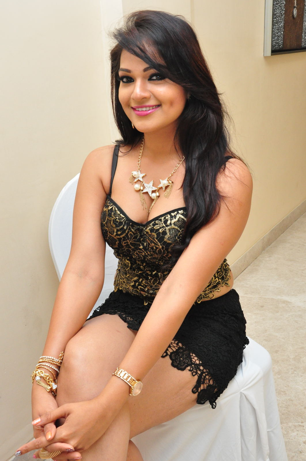 Aswini sizzling at hora hori audio-HQ-Photo-15