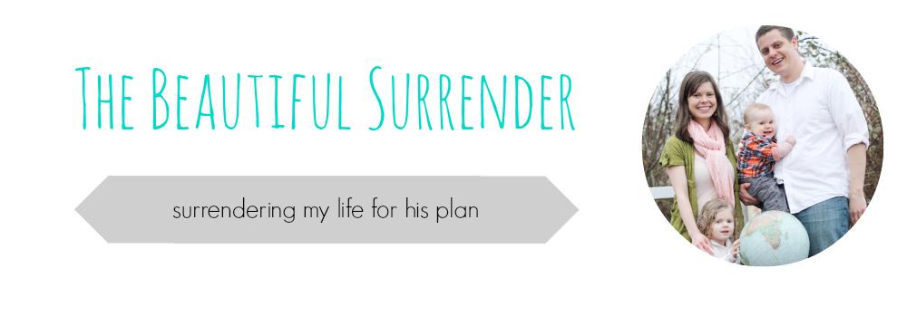 The Beautiful Surrender