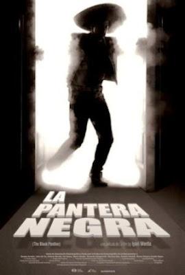La pantera negra (2010). pelicula movie poster