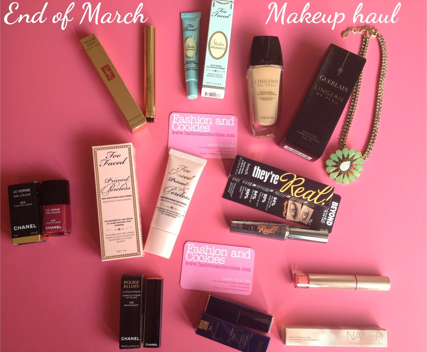end of march makeup haul, Fashion and Cookies, fashion blogger