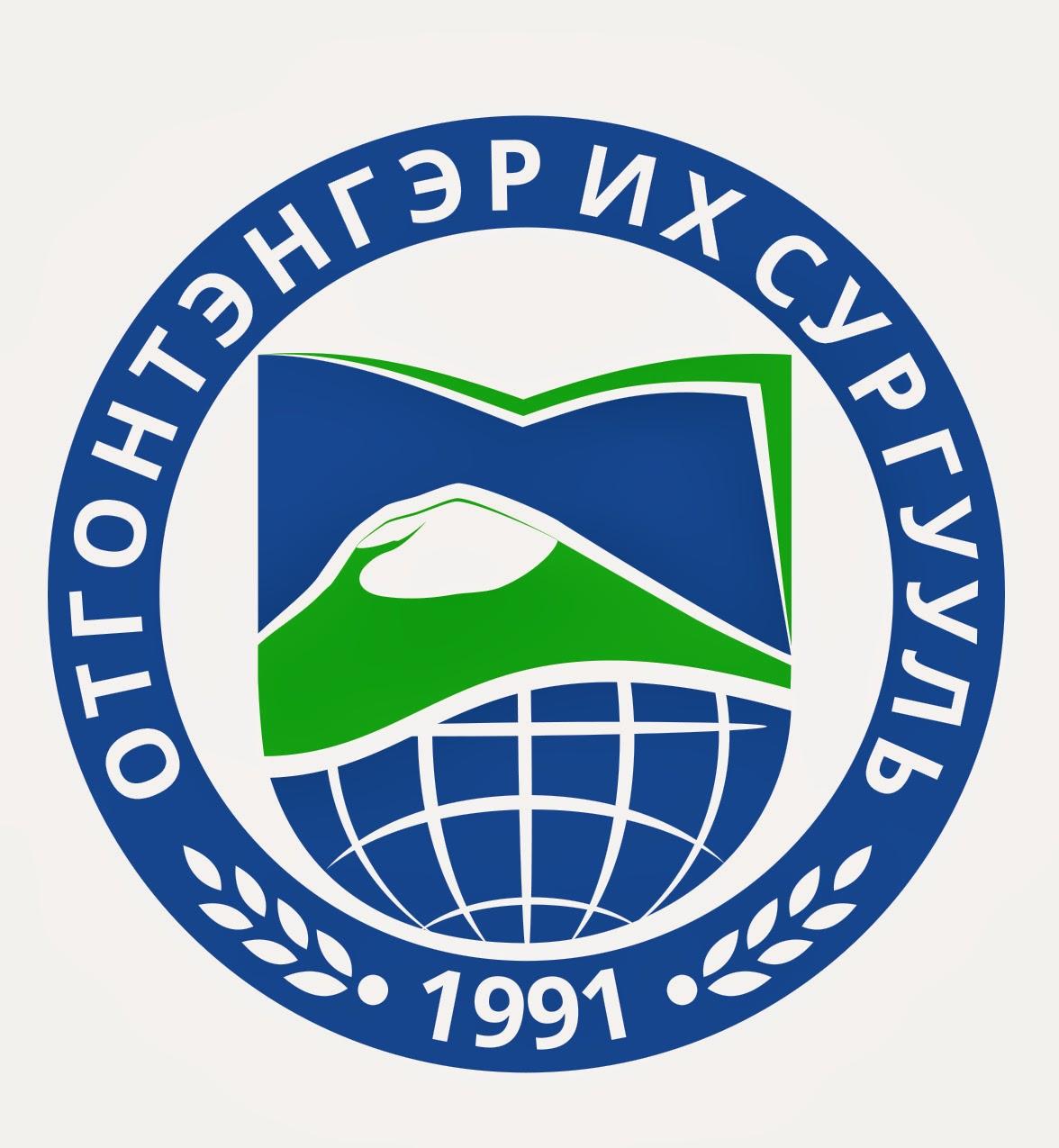 Сургуулийн лого
