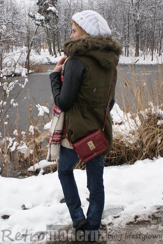 Parka na zimę Romwe