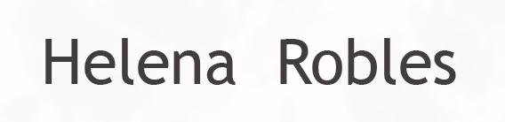 HELENA ROBLES