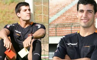 Diogo Pombo: o árbitro de futebol galã do Brasil