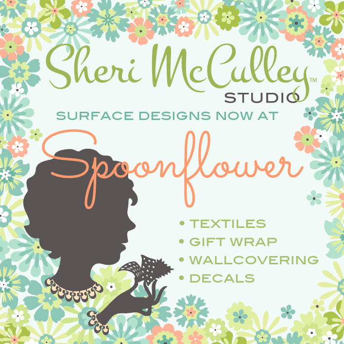 Sheri's Spoonflower Shop