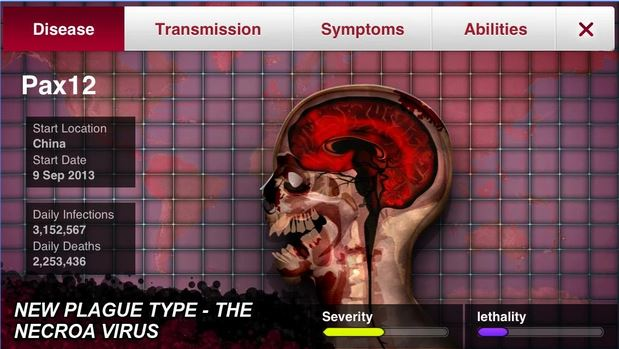 Plague Inc. Full v1.10.3 Apk