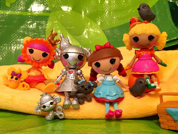 Wizard of Oz Lalaloopsy