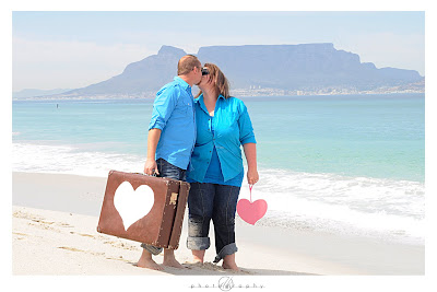 DK Photography L4 Louise & Len's Engagement Shoot on Blouberg Beach  Cape Town Wedding photographer