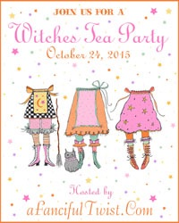 A wonderful witchy party