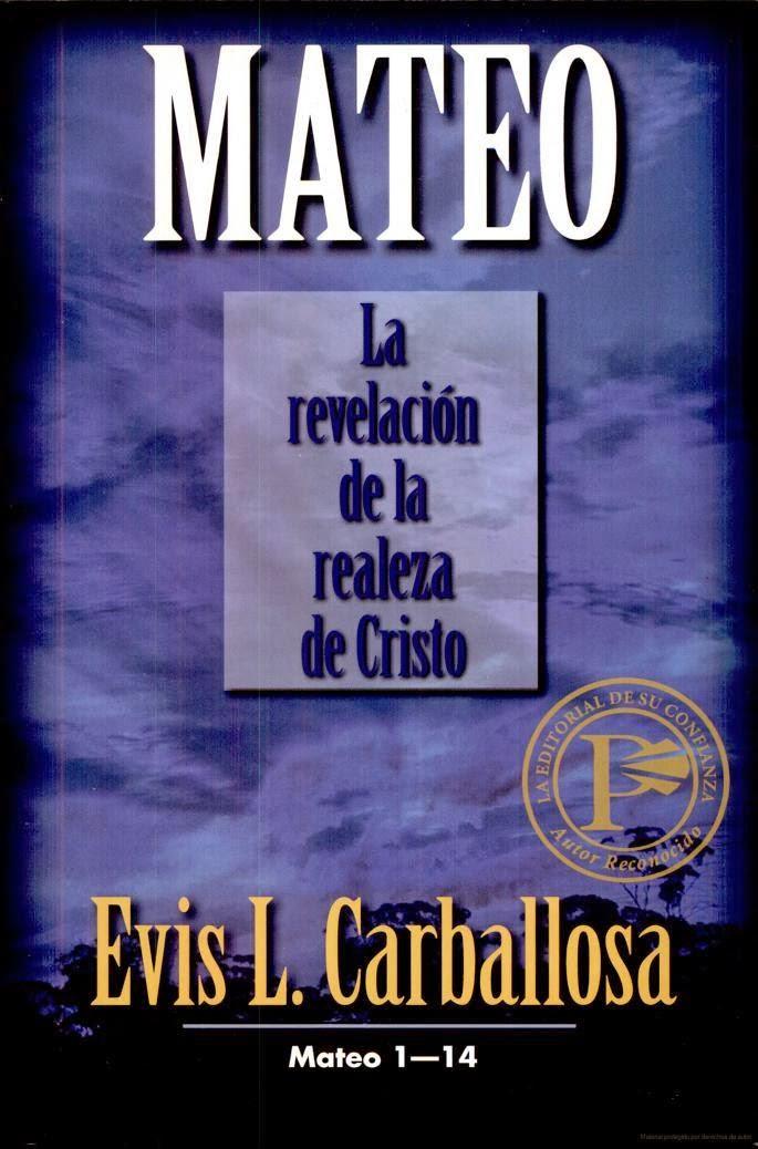 Evis L. Carballosa-Mateo-Tomo 1-