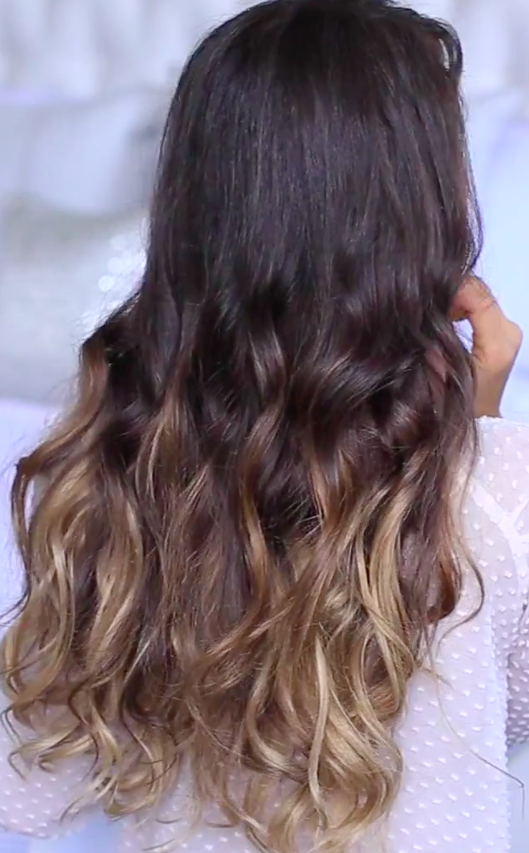 Easy and Effortless Waves Hairstyle Tutorial - Cool Hairstyles For Girls