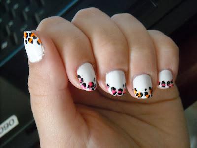 Good Cheetah Print Nail Designs Best