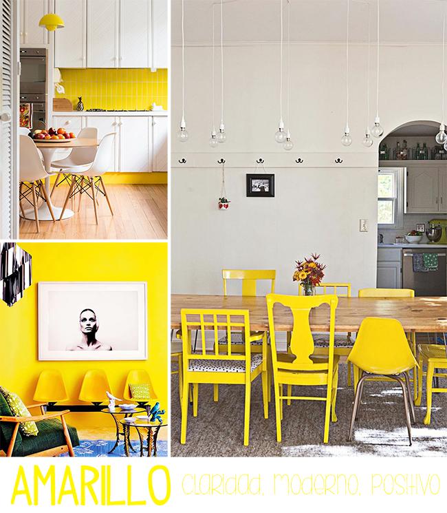 como usar los colores decoración homepersonalshopper