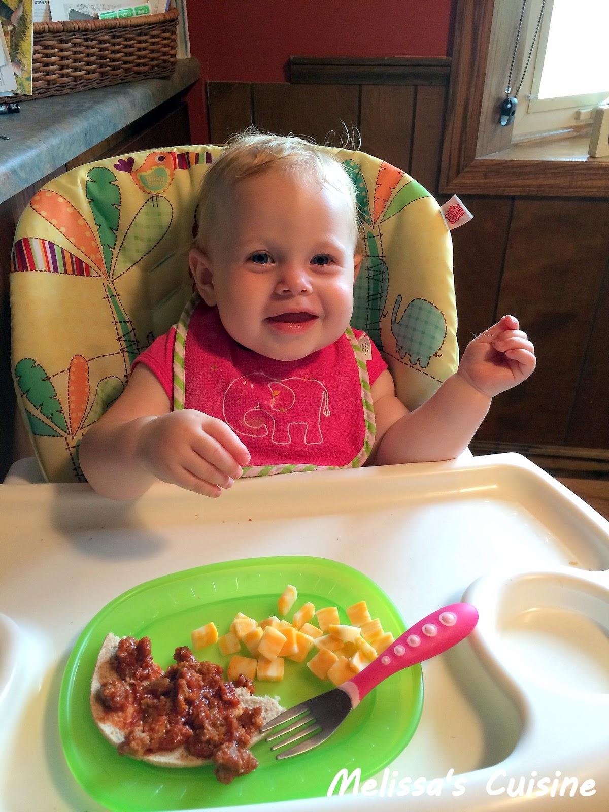 Melissa's Cuisine: Weeknights with Manwich