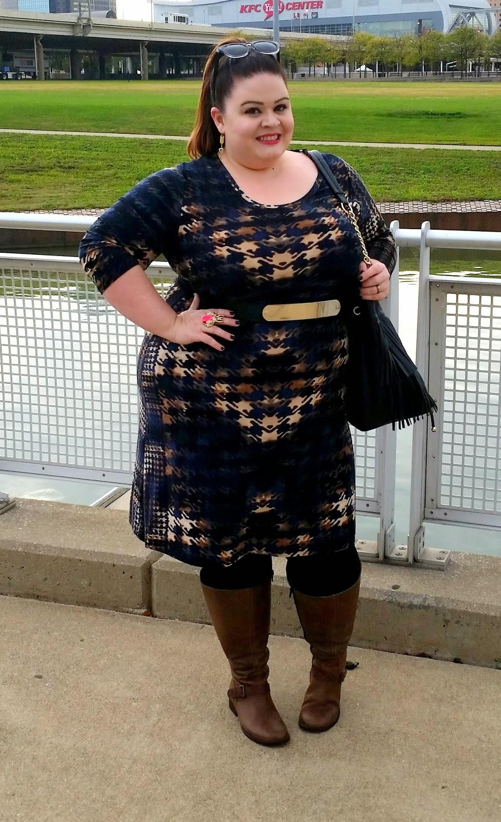 Thestylesupreme Plus Size Ootd Karen Kane Via Gwynnie Bee