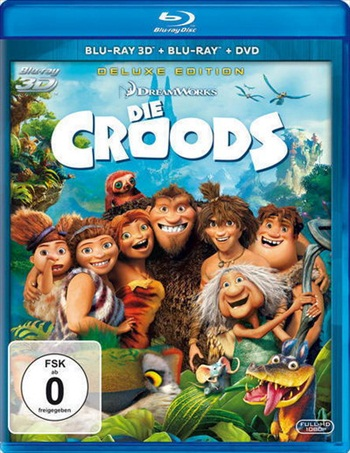 The Croods 2013 Dual Audio Hindi Bluray Download