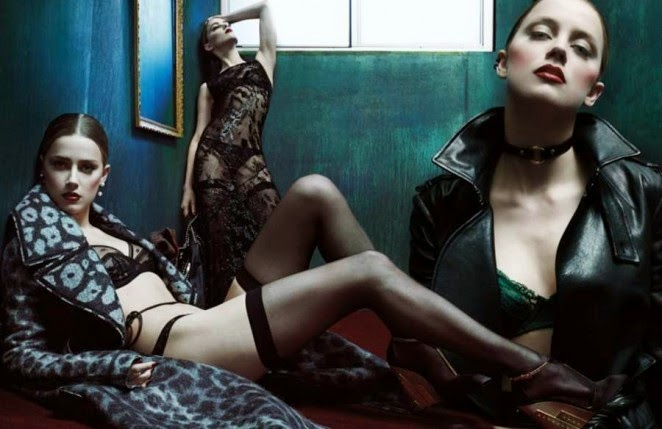 Amber Heard by Steven Klein Photoshoot