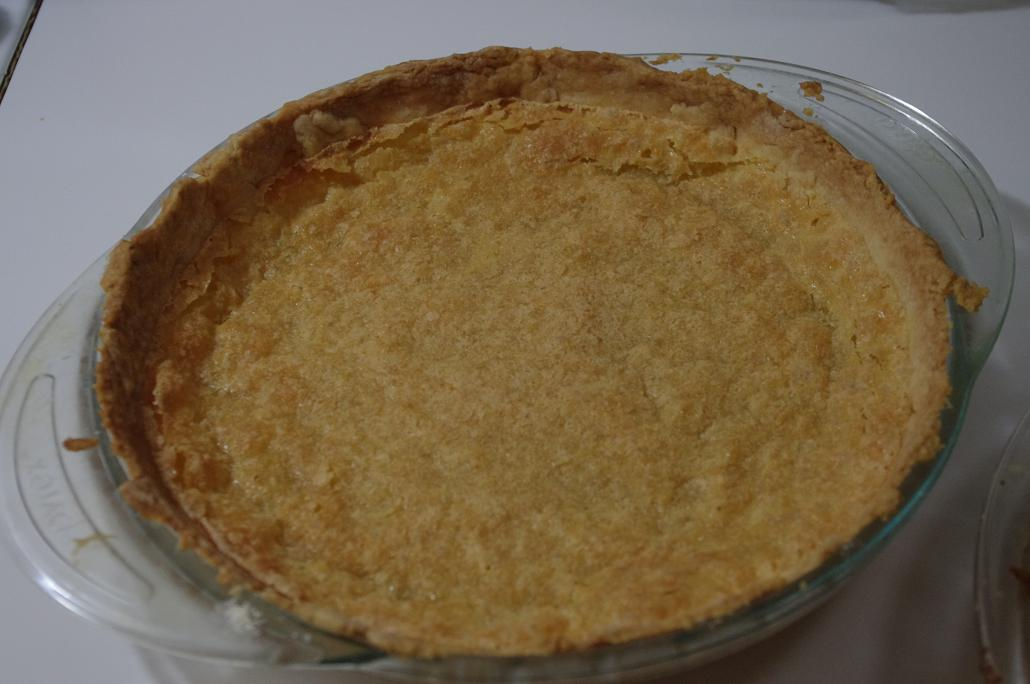 Modern Day Ozzie and Harriet: Golden Vinegar Pie