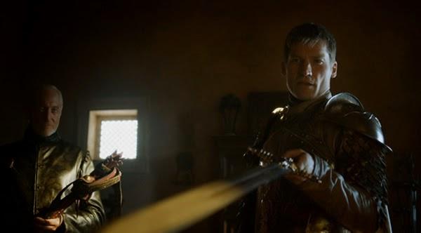 Tywin&Jaime Lannister